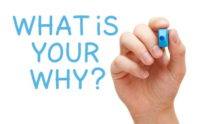 """The most powerful weapon """"Your Why""""!"""