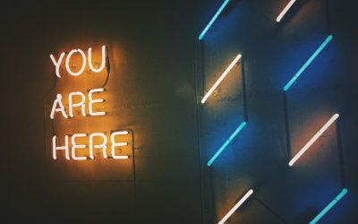 You're here!
